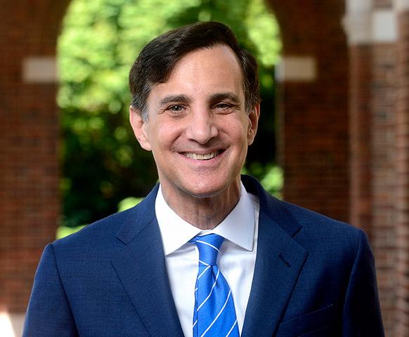 Ronald J. Daniels, president