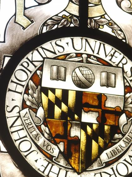 Johns Hopkins University seal