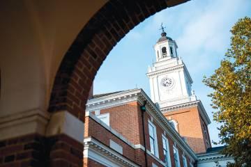 Gilman Hall dome